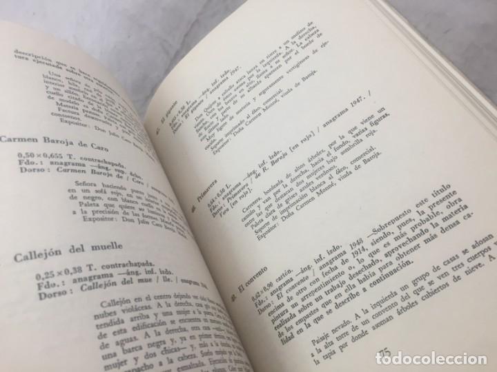 Libros de segunda mano: Lafuente Ferrari. Exposición-Homenaje a Ricardo Baroja. 1957 - Foto 7 - 177336189