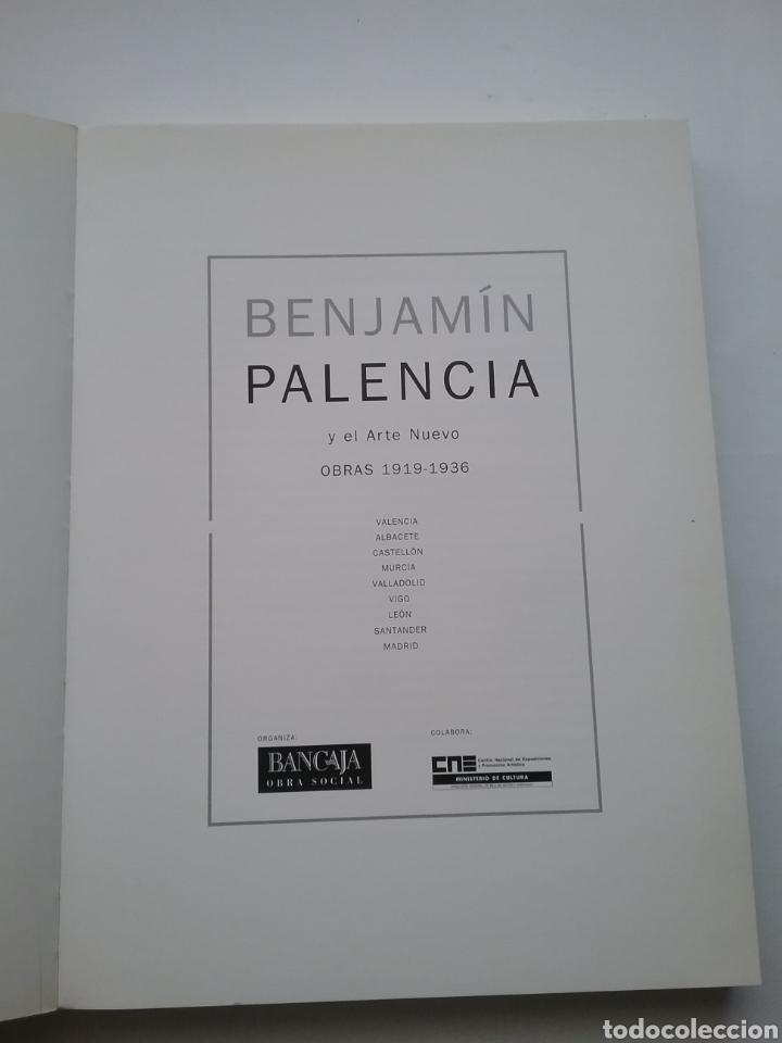 Libros de segunda mano: Benjamín Palencia y el arte nuevo Obras 1919-1936 - Foto 2 - 177366547