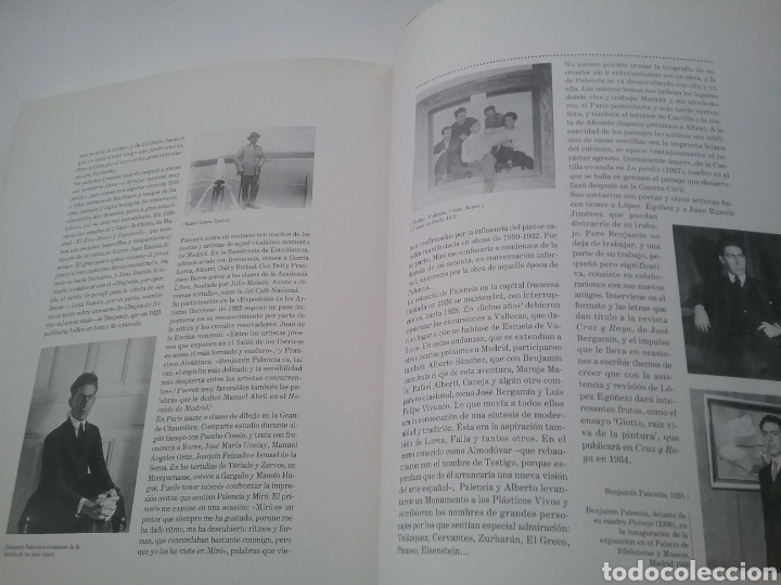 Libros de segunda mano: Benjamín Palencia y el arte nuevo Obras 1919-1936 - Foto 7 - 177366547