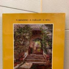 Libros de segunda mano: ALEXANDRE MATAS, UN PINTOR DE CAVALLET. BILINGUE ESPAÑOL, CATALÀ. MIDE 30X24CMS. 175PAGS. IMPECABLE. Lote 177379212