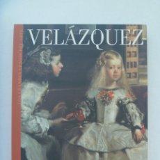 Libros de segunda mano: LIBRO DE ARTE : VELAZQUEZ . BIBLIOTECA EL MUNDO, 2003. Lote 177438184