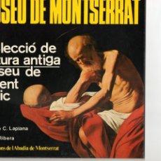 Libros de segunda mano: MUSEO DE MONTSERRAT. Lote 177451494