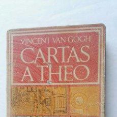 Libros de segunda mano: CARTAS A THEO VINCENT VAN GOGH. Lote 177622964
