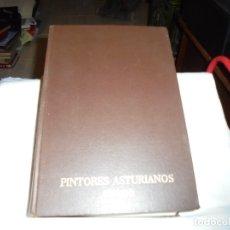 Libros de segunda mano: PINTORES ASTURIANOS BANCO HERRERO PATRICIO ADURIZ.-OVIEDO 1975. Lote 177746478