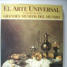 Libros de segunda mano: MUSEO DEL ERMITAGE . EL ARTE UNIVERSAL A TRAVÉS DE LOS GRANDES MUSEOS DEL MUNDO VOL.Nº 11. Lote 177748200