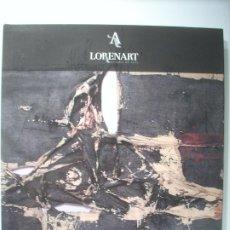 Libros de segunda mano: LORENART - DIVERSOS PINTORES 2. Lote 177751870