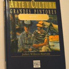 Libros de segunda mano: MANET POR SI MISMO - JULIET WILSON - PLAZA Y JANÉS. Lote 177782523