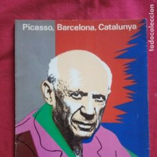 Libros de segunda mano: PICASSO, BARCELONA, CATALUNYA - BARCELONA 1981 .. Lote 178058198