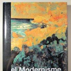 Libros de segunda mano: EL MODERNISME VOL III. PINTURA I DIBUIX - BARCELONA 2002-2004 - MOLT IL·LUSTRAT. Lote 178088360