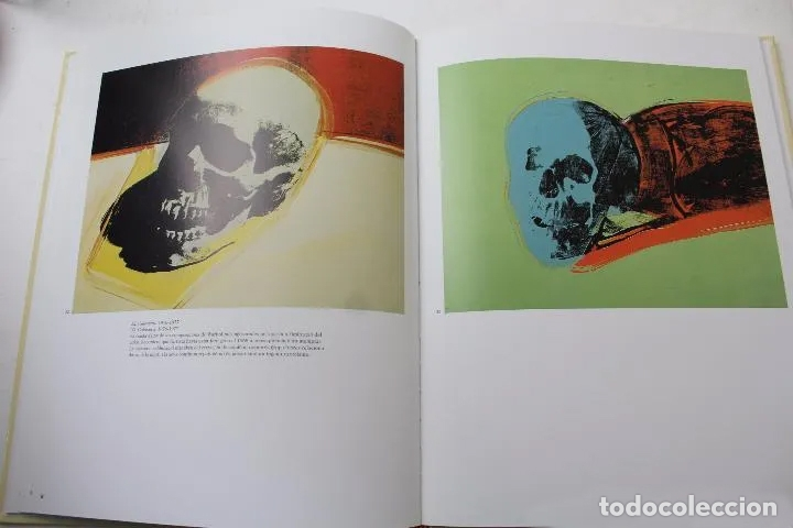 Libros de segunda mano: Libro de ANDY WARHOL, POP ART. ED. POLIGRAFA. 2006. 63 PAGINAS - Foto 2 - 178250503