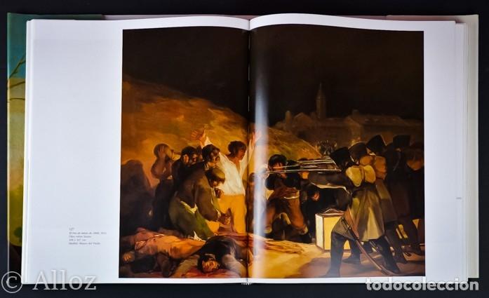 Libros de segunda mano: GOYA.TRADICIÓN Y MODERNIDAD.FRED LICHT.EDICIÓN COLECCIONISTA - Foto 3 - 178376571