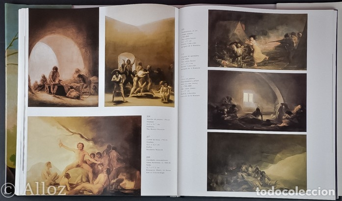 Libros de segunda mano: GOYA.TRADICIÓN Y MODERNIDAD.FRED LICHT.EDICIÓN COLECCIONISTA - Foto 4 - 178376571