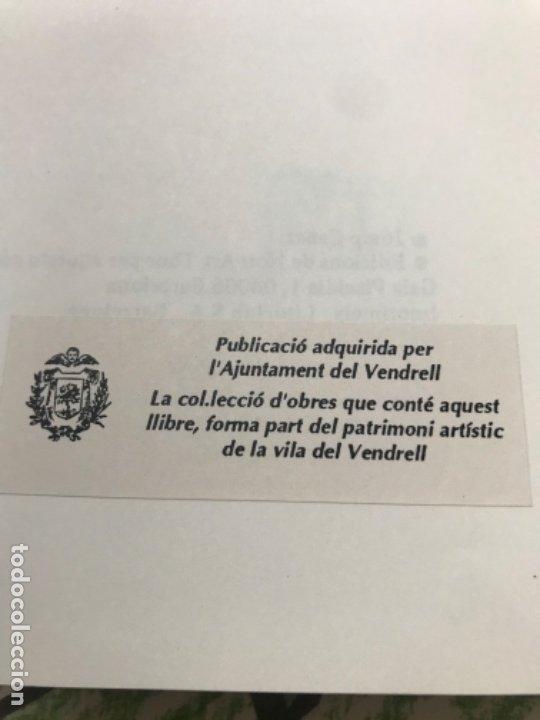 Libros de segunda mano: LIBRO DE JOSEP CAÑAS -ROSTRES 1986 EDICIONS NOU ART THOR. - Foto 9 - 178929317