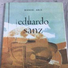 Libros de segunda mano: EDUARDO SANZ CONCRETISMO MÁGICO MANUEL ARCE PUBLICADO POR LA ISLA DE LOS RATONES PUBLICACIONES 1961. Lote 178949647