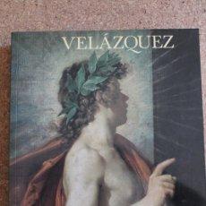 Libros de segunda mano: VELÁZQUEZ. MUSEO DEL PRADO, 23 ENERO / 31 MARZO. MADRID, MINISTERIO DE CULTURA, 1990.. Lote 178960611