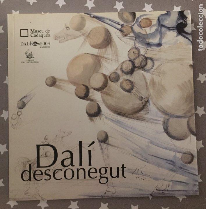 DALI DESCONEGUT, CATALOGO (Libros de Segunda Mano - Bellas artes, ocio y coleccionismo - Pintura)