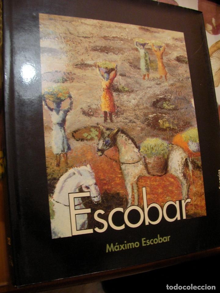 ESCOBAR - MAXIMO ESCOBAR (Libros de Segunda Mano - Bellas artes, ocio y coleccionismo - Pintura)