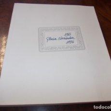 Libros de segunda mano: GLORIA FERNÁNDEZ 1945-1996, EN GALLEGO. Lote 179146677