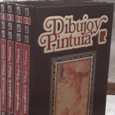 Libros de segunda mano: CURSO PRÁCTICO DIBUJO Y PINTURA. Lote 179176048