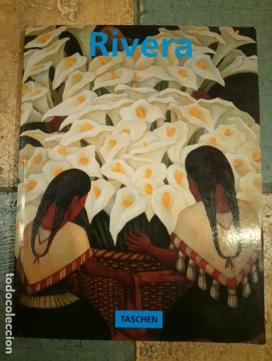 DIEGO RIVERA (Libros de Segunda Mano - Bellas artes, ocio y coleccionismo - Pintura)