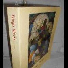 Libros de segunda mano: DOWNS, LINDA - SHARP, ELLEN - AA. VV. DIEGO RIVERA. RETROSPECTIVA. Lote 179249597