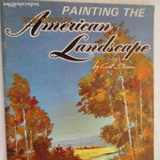 Libros de segunda mano: AMERICAN LANDSCAPE - CARL STRICKER .. Lote 179336840