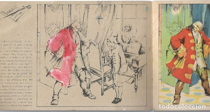 Libros de segunda mano: EL REY SOLDADO-SERIE HISTORICA-CUADERNO PINTURA ULTRA. LEER DESCRP. - Foto 2 - 179400522