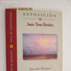Libros de segunda mano: HOMENAJE A JUAN TENA BENÍTEZ (CASTUERA, 1925) - DIPUTACIÓN DE BADAJOZ - 2001. . Lote 179536012