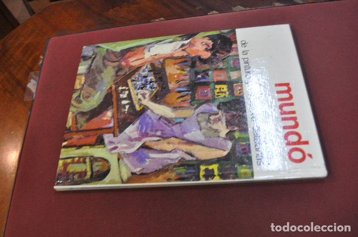 Libros de segunda mano: mundó - maestros actuales de la pintura y escultura catalanas - AR17 - Foto 3 - 179950897