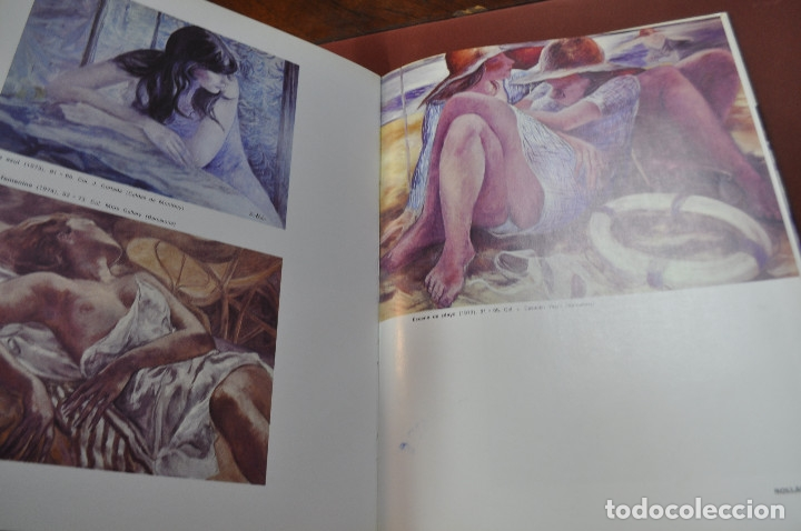 Libros de segunda mano: rollán - maestros actuales de la pintura y escultura catalanas - AR17 - Foto 2 - 179951093