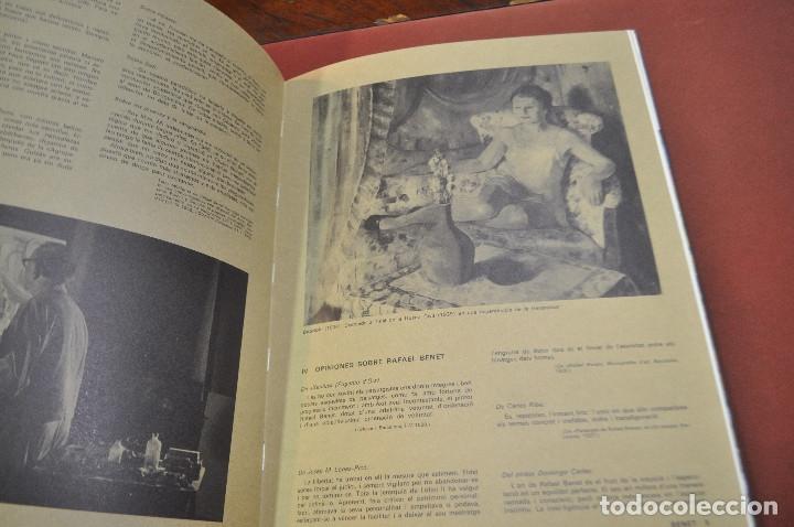 Libros de segunda mano: benet - maestros actuales de la pintura y escultura catalanas - AR17 - Foto 2 - 179951283