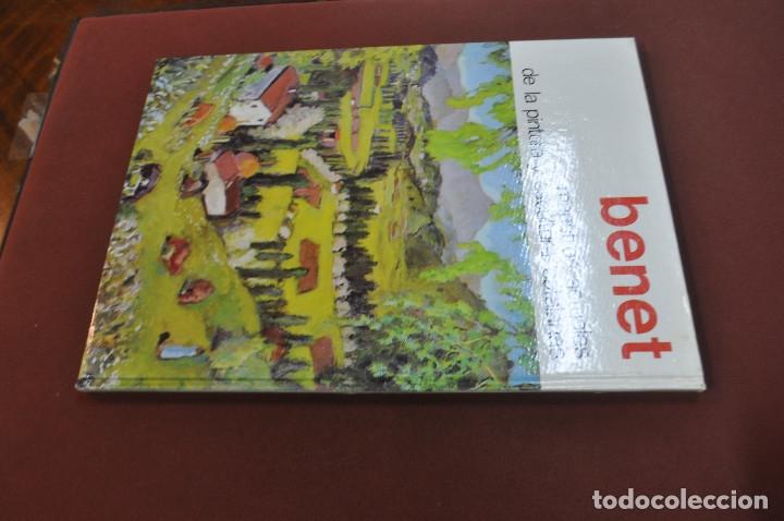 Libros de segunda mano: benet - maestros actuales de la pintura y escultura catalanas - AR17 - Foto 3 - 179951283