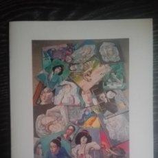 Libros de segunda mano: QUESADA 98 CATALOGO DE FERNANDO QUESADA. Lote 180018865