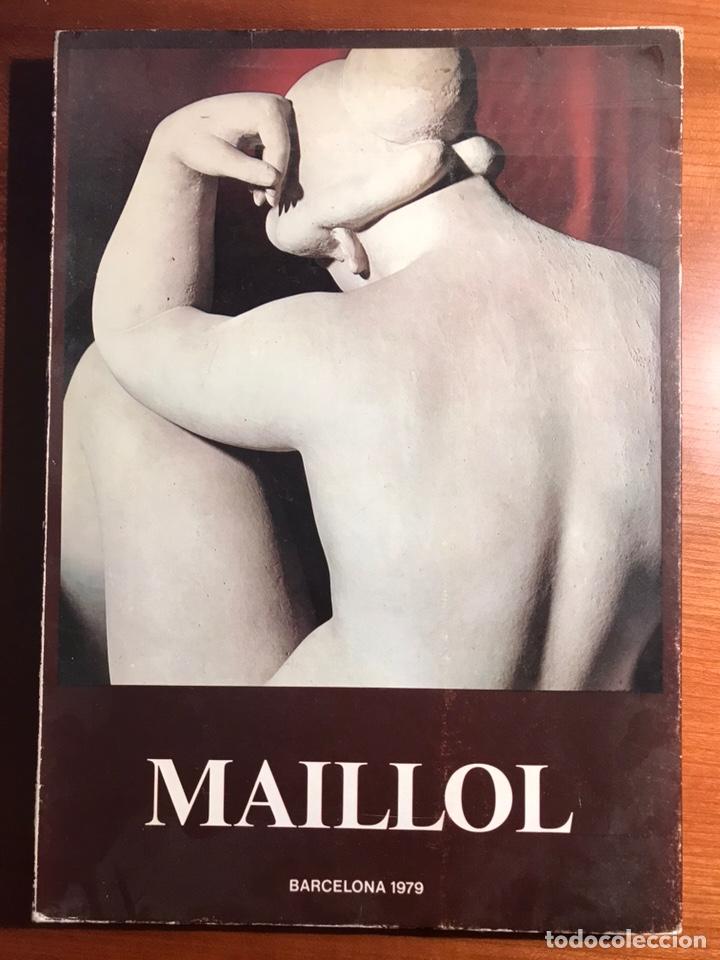 MAILLOL (1861-1944) (Libros de Segunda Mano - Bellas artes, ocio y coleccionismo - Pintura)