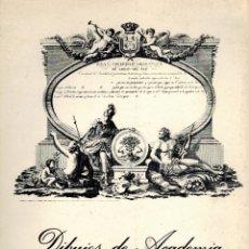 Libros de segunda mano: DIBUJOS DE ACADEMIA. Lote 180089802