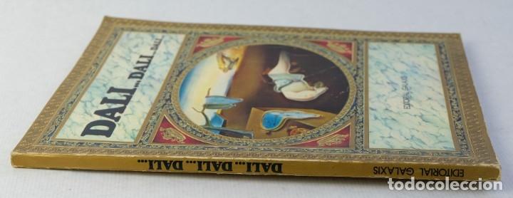Libros de segunda mano: Dalí...Dali...Dali...-textos de Max Gérard-Editorial Galaxis S.A, 1974 - Foto 2 - 180409733