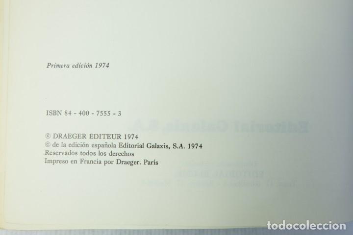 Libros de segunda mano: Dalí...Dali...Dali...-textos de Max Gérard-Editorial Galaxis S.A, 1974 - Foto 6 - 180409733
