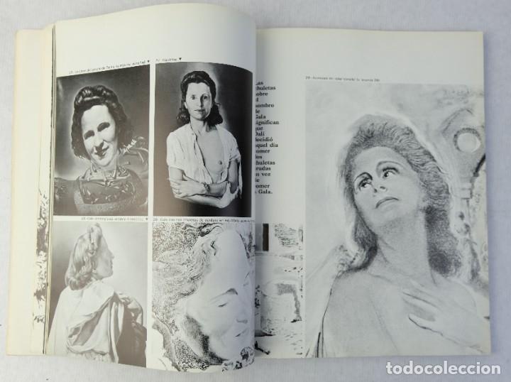 Libros de segunda mano: Dalí...Dali...Dali...-textos de Max Gérard-Editorial Galaxis S.A, 1974 - Foto 7 - 180409733