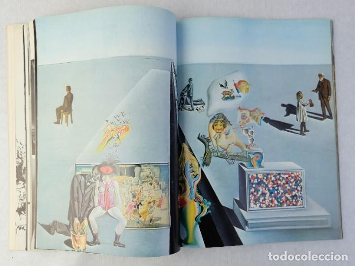 Libros de segunda mano: Dalí...Dali...Dali...-textos de Max Gérard-Editorial Galaxis S.A, 1974 - Foto 8 - 180409733