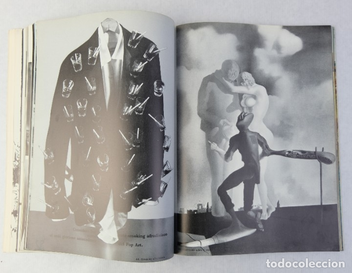Libros de segunda mano: Dalí...Dali...Dali...-textos de Max Gérard-Editorial Galaxis S.A, 1974 - Foto 9 - 180409733