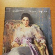 Libros de segunda mano: SARGENT / SOROLLA. MUSEO THYSEEN - BORNEMISZA. GUÍA DIDÁCTICA (TEXTOS: ANA MORENO). Lote 180427398
