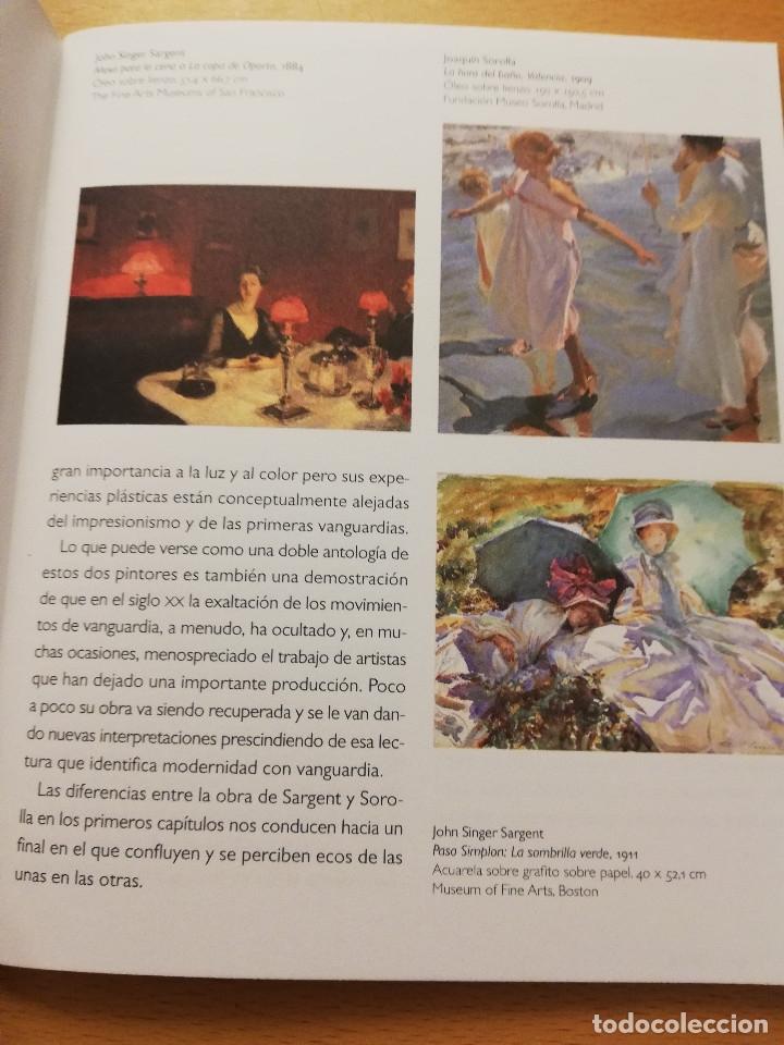 Libros de segunda mano: SARGENT / SOROLLA. MUSEO THYSEEN - BORNEMISZA. GUÍA DIDÁCTICA (TEXTOS: ANA MORENO) - Foto 4 - 180427398