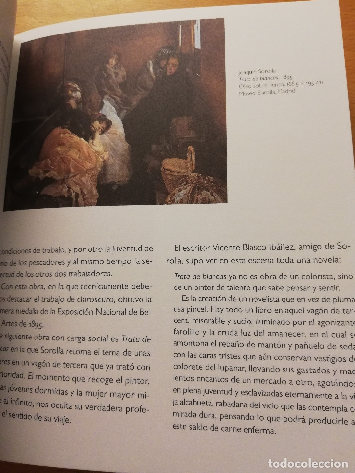 Libros de segunda mano: SARGENT / SOROLLA. MUSEO THYSEEN - BORNEMISZA. GUÍA DIDÁCTICA (TEXTOS: ANA MORENO) - Foto 8 - 180427398