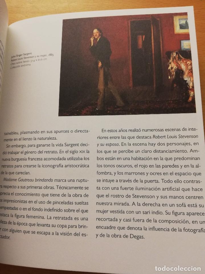 Libros de segunda mano: SARGENT / SOROLLA. MUSEO THYSEEN - BORNEMISZA. GUÍA DIDÁCTICA (TEXTOS: ANA MORENO) - Foto 9 - 180427398