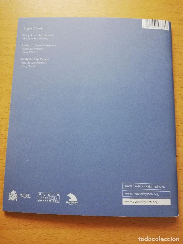 Libros de segunda mano: SARGENT / SOROLLA. MUSEO THYSEEN - BORNEMISZA. GUÍA DIDÁCTICA (TEXTOS: ANA MORENO) - Foto 10 - 180427398