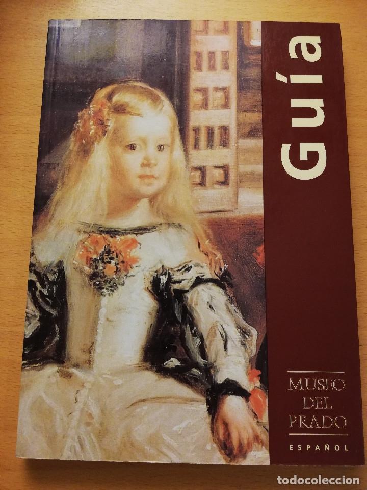 GUÍA MUSEO DEL PRADO (ALICIA QUINTANA) (Libros de Segunda Mano - Bellas artes, ocio y coleccionismo - Pintura)