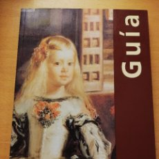 Libros de segunda mano: GUÍA MUSEO DEL PRADO (ALICIA QUINTANA). Lote 180427450