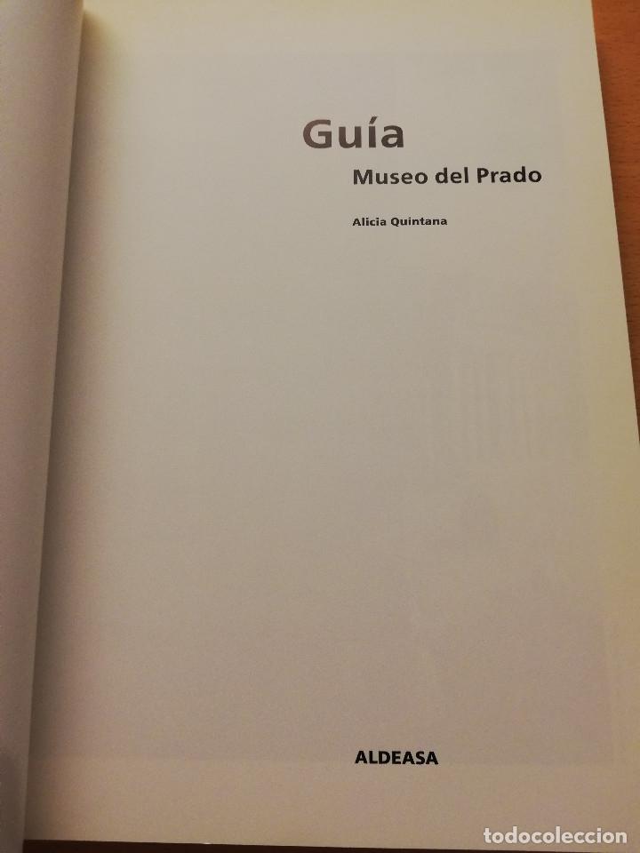 Libros de segunda mano: GUÍA MUSEO DEL PRADO (ALICIA QUINTANA) - Foto 2 - 180427450