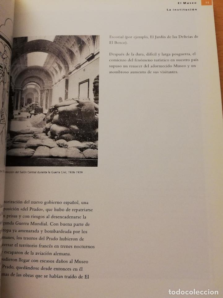 Libros de segunda mano: GUÍA MUSEO DEL PRADO (ALICIA QUINTANA) - Foto 10 - 180427450