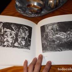 Libros de segunda mano: PICASSO. SUITE VOLLARD. FUNDACIÓN JUAN MARCH. ED. DE ARTE Y CIENCIA . 1ª EDICIÓN 1996. VER FOTOS.. Lote 180924370